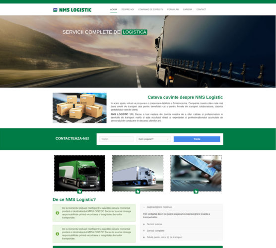 Nms logistic